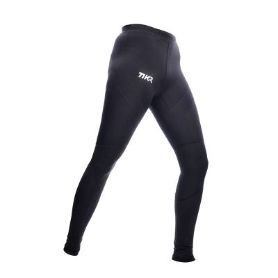 Boys & Girls Long Compression Tights - TIKR ENDURANCE