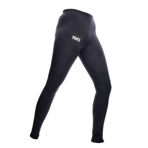 Mens Compression Pants Front - TIKR ENDURANCE
