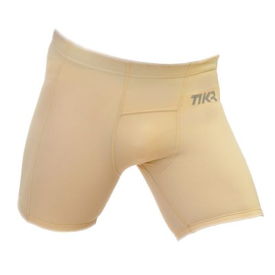 Mens Compression Shorts Side - TIKR ENDURANCE