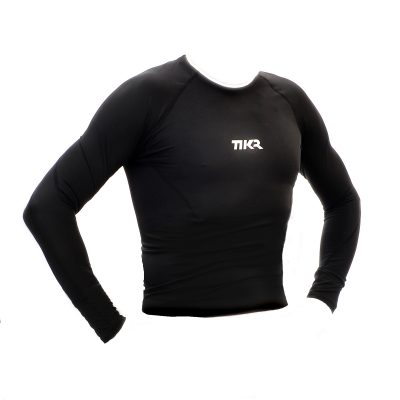 Mens Compression Long Sleeve Top - TIKR ENDURANCE