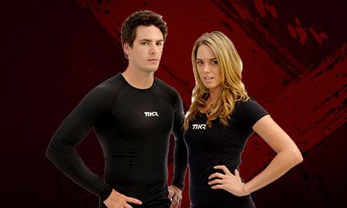 Buy Boys & Girls Compression Gear - Tikr Endurance